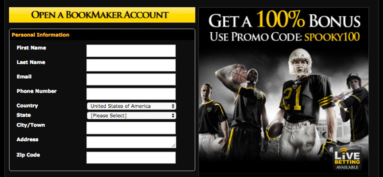 Bookmaker Sportsbook