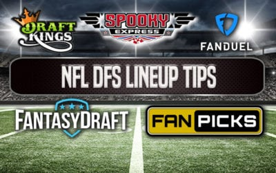 DFS Lineup Tips for Week 3 in the NFL