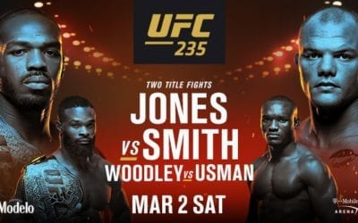 UFC 235: Jones vs. Smith Handicapping Tips and Betting Picks