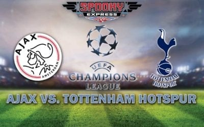 Champions League Betting Preview: Ajax vs. Tottenham Hotspur – Wednesday, May 8, 2019