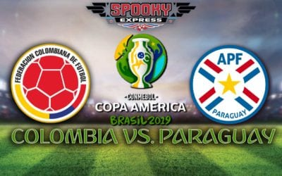 2019 Copa America Betting Preview: Colombia vs. Paraguay – Sunday, June 23, 2019