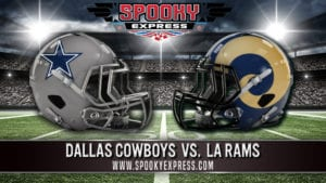 NFL Betting Preview: Dallas Cowboys vs. LA Rams – Sunday, Dec. 15. 2019