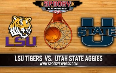 College Basketball Betting Preview: LSU Tigers vs. Utah State Aggies – Friday 11/22/2019
