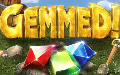 Get 45 FREE Spins in Gemmed at Intertops from Spooky Express!